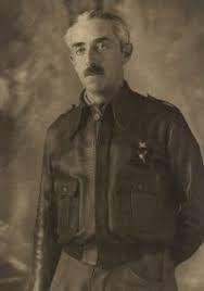 Coronel Fernando Barrón Ortiz (1892-1943). Jefe de la 13ª División del Ejército Nacional.