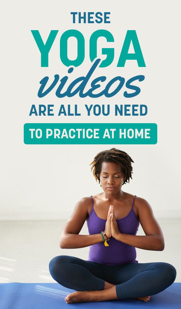 Here's How You Can Actually Do Yoga At Home - BuzzFeed News