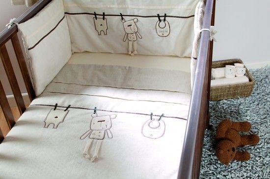 Lollipop Lane - Out to Dry Newborn Bedding Bale