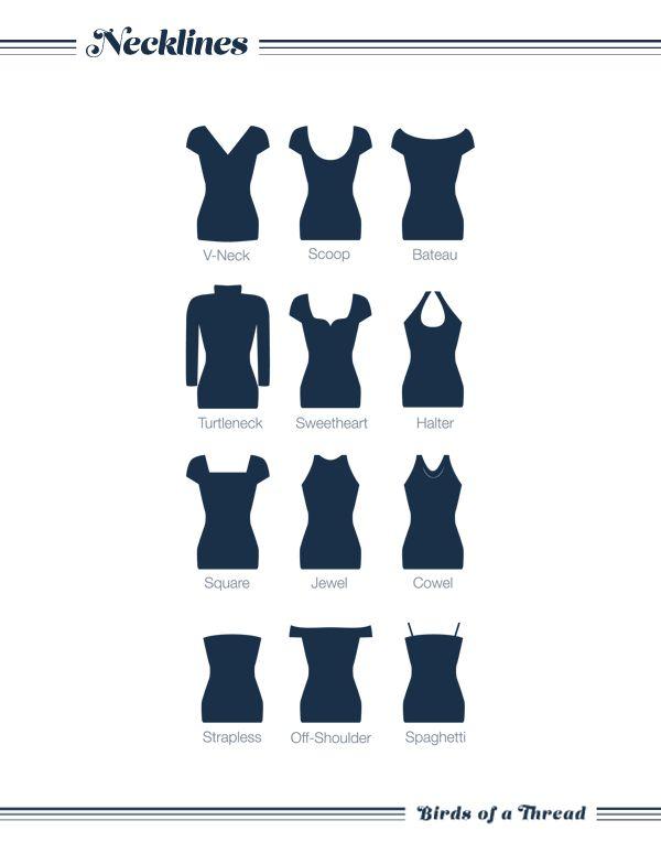 Clothing terminology