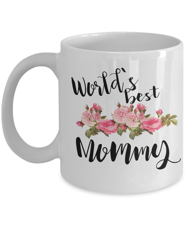 Mommy Mug, World's Best Mommy Mug, Mother's Day Mug, Mother's Day Gift, Gift for Mom, Mom Gift, Mom Mug, Novelty Mother's Day Mug
