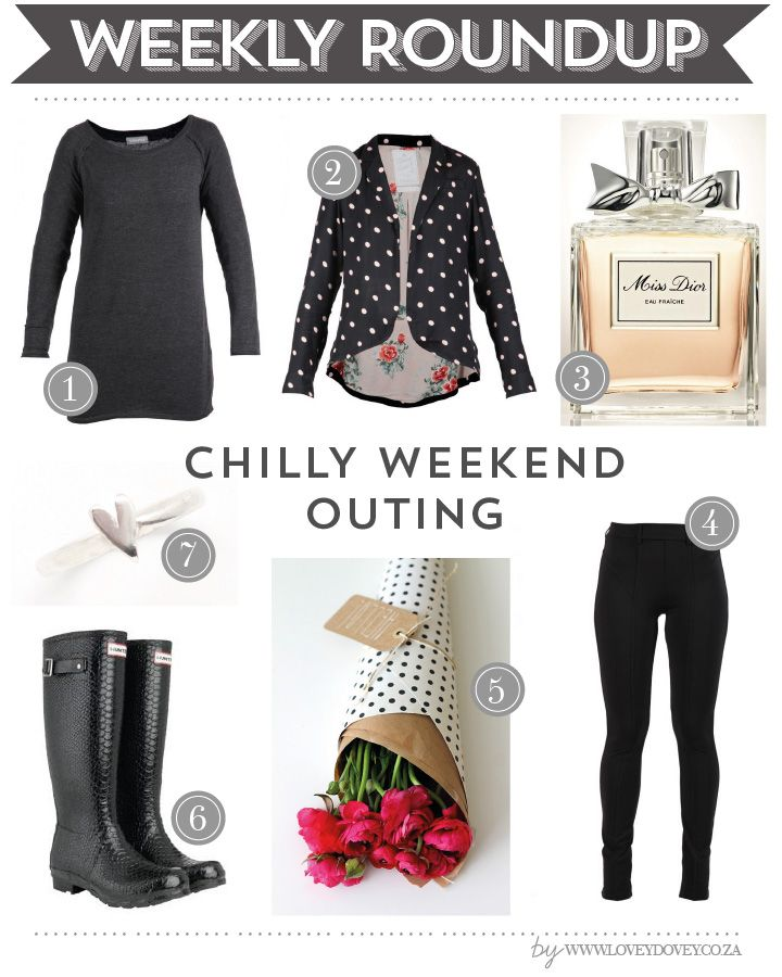 Chilly Weekend
