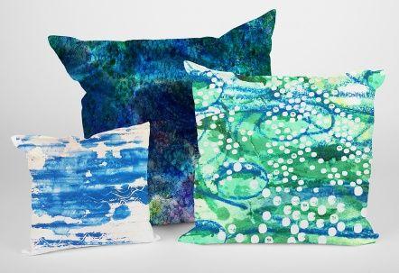 Sally Cooper   Make It In Design   Surface Pattern Design   Summer School   Water Rays   Advanced brief 1