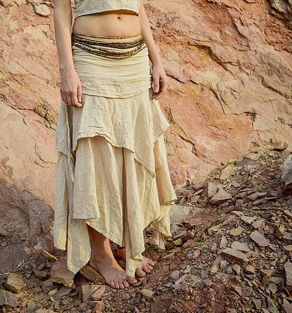 Earth layers skirt