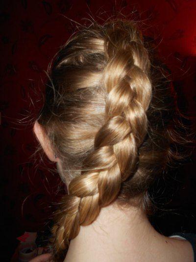 tresses pour les cheveux longs