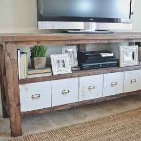 Come see how to make some simple card catalog drawers for anywhere in your home.