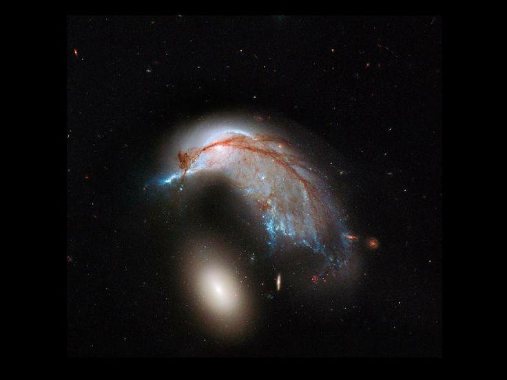 NASA - Colliding Galaxy Pair