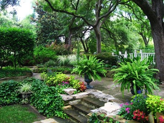 Chandor Gardens - Weatherford Texas - delightful mix of formal English gardens and Chinese inspired motifs.