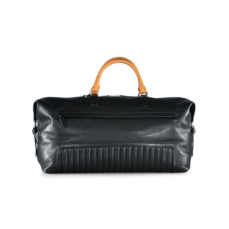 Quilted Leather Duffel Bag - New Arrivals Men - RalphLauren.com