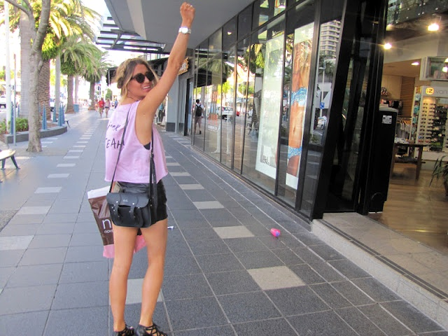 Spotted in MINKPINK! Your chance to be in Thrillseeker. Visit the blog for details!