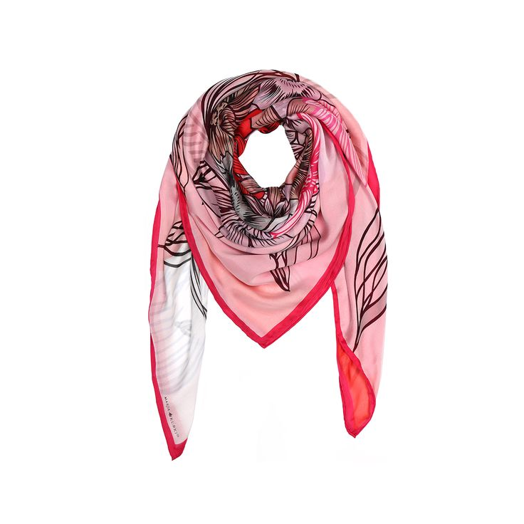 SS16 The Symbol of Love silk scarf