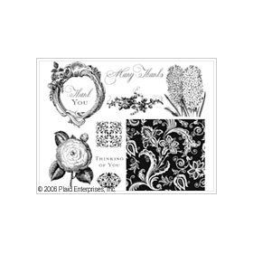 Anna Griffin Clear Mini Gift Box Sets - Thank You $12.85