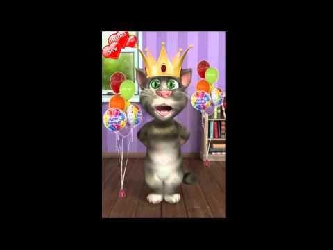 Feliz cumpleaños a ti : Talking Tom - YouTube
