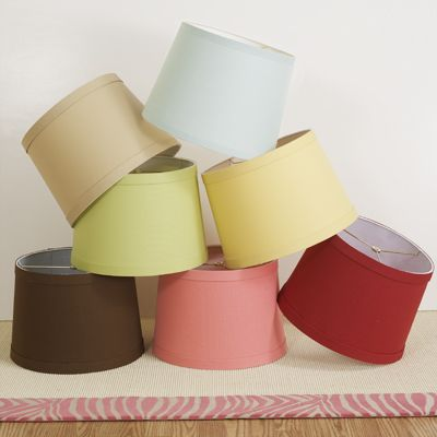 Table Lamp shades, traditional lamp shades,drum shade,white lamp shades, unique lamp shades,table lamp shade fabrics,silk, linen, mica, pape...