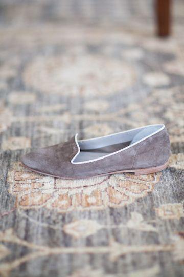 ++ Slipper Loafer - Fog Grey