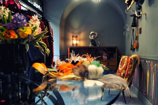 The Insider's Guide To Shopping In Florence  #refinery29  http://www.refinery29.com/florence-shopping-guide#slide-7  Marie Antoinette  What happens when a couple of stylists with impeccable taste and a keen eye for detail decide to open a secondhand shop? Rainbow-horned unicorns and shimmering-winged pegasi appear, of course. Okay, not really, but this sweet little shop located in a courtyard behind the Arno Hotel is pretty magical. Barely a year old, it's already a favorite among Florentine…