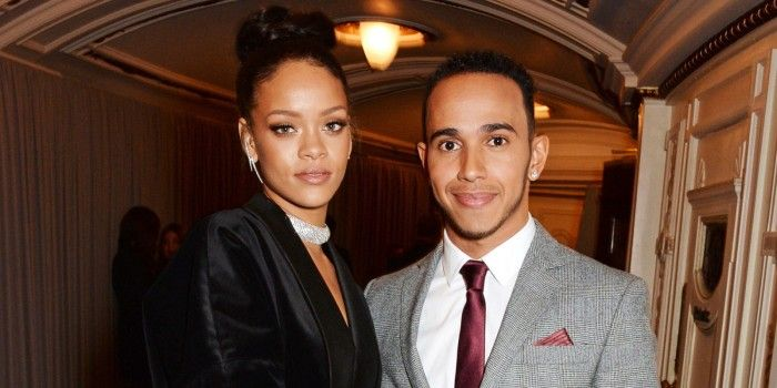 Finally, Lewis Hamilton opens up about relationship with Rihanna.. (READ)
