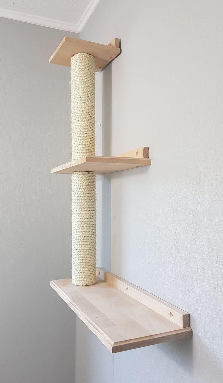 Cats Climbing Wall – kaufen Sie es selbst – – Great Cats Climbing Wall, … – DIY Projekte