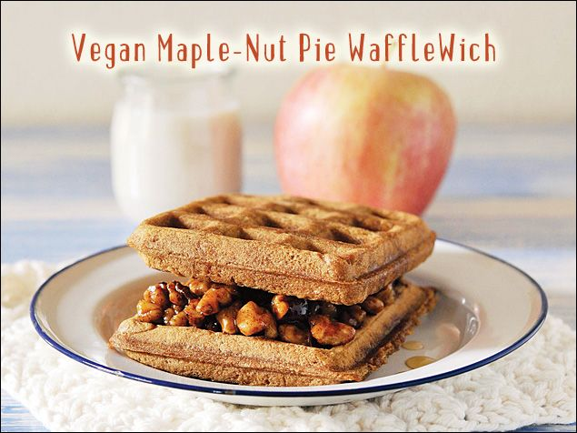 ... Waffles on Pinterest | Chocolate chips, Cornbread waffles and Maple