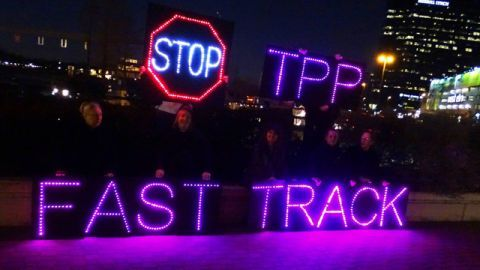 The Trans-Pacific Partnership (TPP): This Is Not About Ricardo | BillMoyers.com