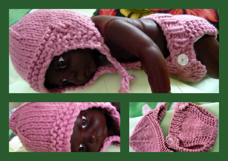 KNITTING NEWBORN