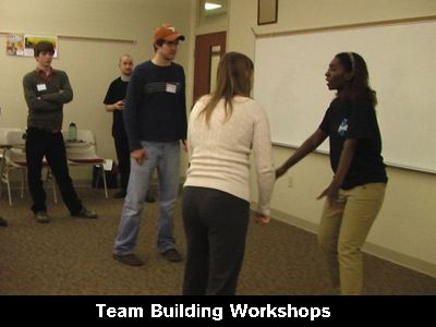 Improv Teambuilding Workshops