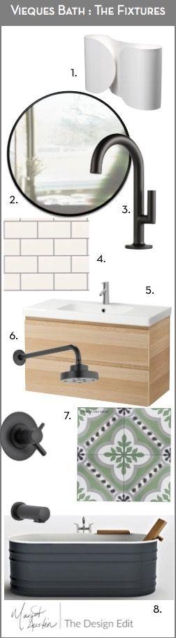 Bathroom design for the Vieques tub by Patricia Urquiola for Agape. Design…