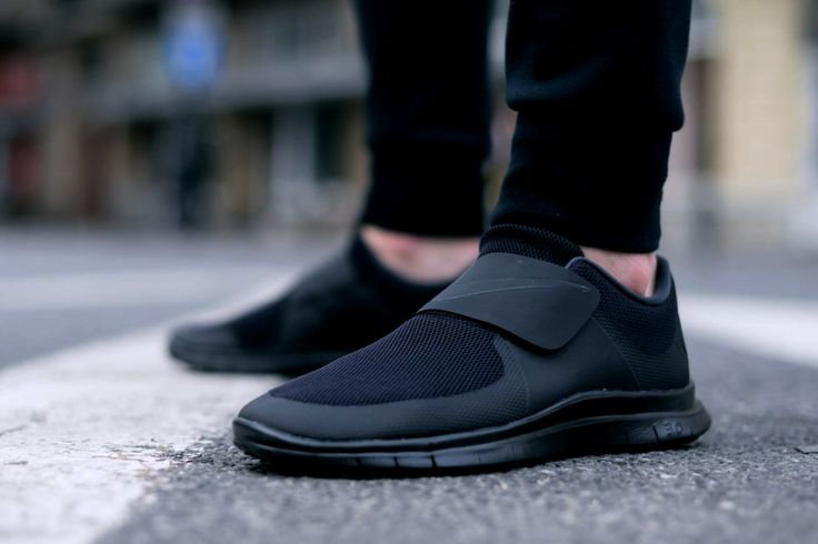"Nike SocFly ""Smooth Black."""