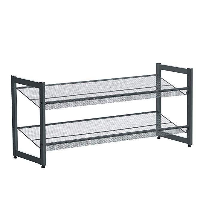 shoe storage shelf metal shoe rack