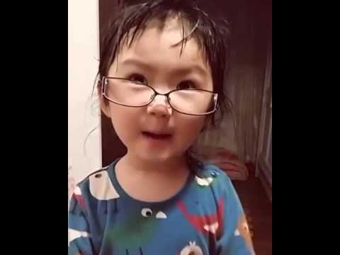 할미가 제일 좋아하는 노래 불러주기~^^ - YouTube