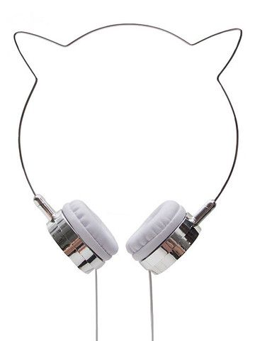 Zara Martin x Skinnydip Kitty Headphones
