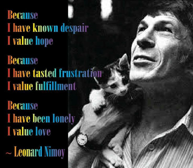 Leonard Nimoy Quotes Endearing 64 Best Leonard Nimoy  Spock Images On Pinterest  Star Trek Star