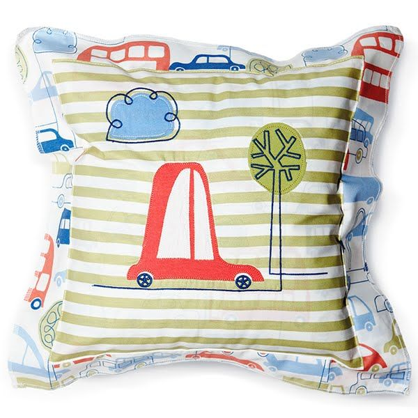 Ella & Otto Car cushion