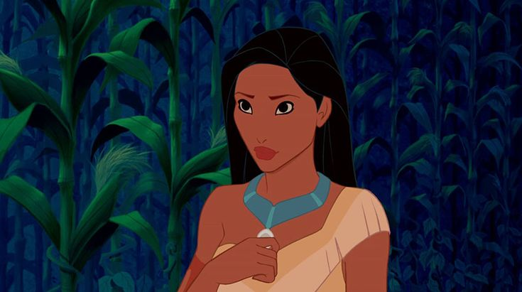 What is your Disney personality type? | Oh My Disney // I got Pocahontas! (INFJ) Recognizing that there are just as many different types of people as colors of the wind, you want to know what makes people tick and what motivates them. Observant and good-natured, you pay attention to others' needs and let your counsel flow from your commitment to your firm values.