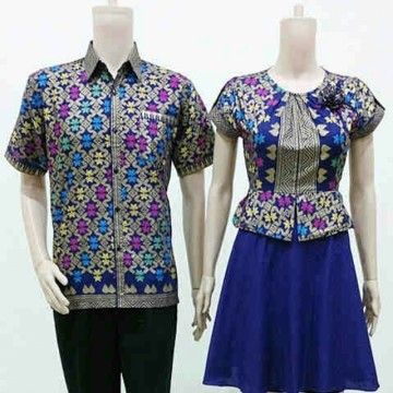 Batik Sarimbit Jumbo Couple
