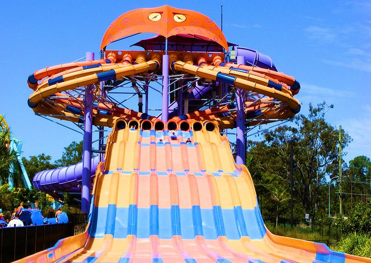Whitewater World - combine your trip to Dreamworld with a visit to this water park.