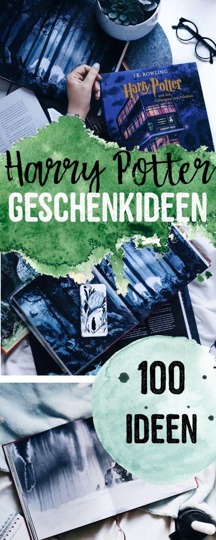 Harry Potter Geschenkideen