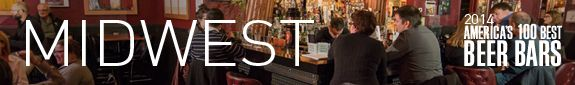 America's 100 Best Beer Bars 2014 » Beer Travel | DRAFT Magazine
