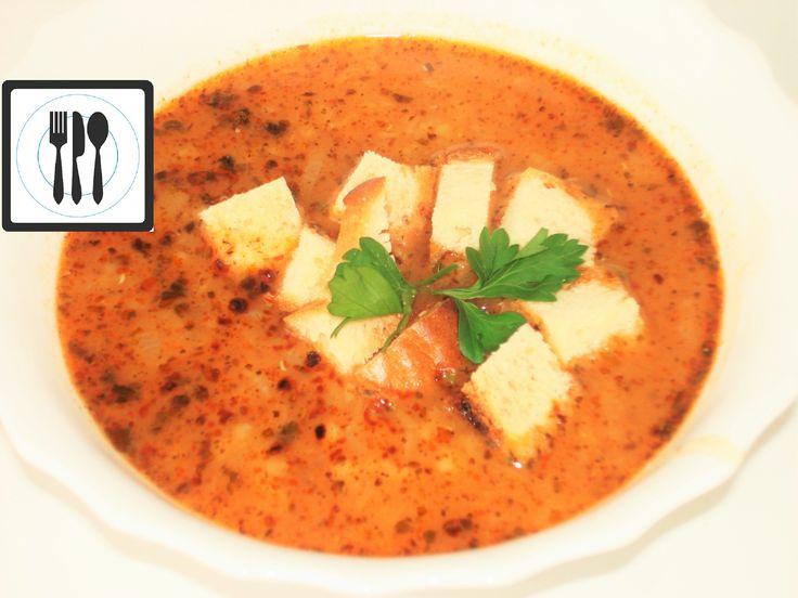 Вкусный суп из чечевицы - ЭзоГелин - традиционный турецкий суп из красно...