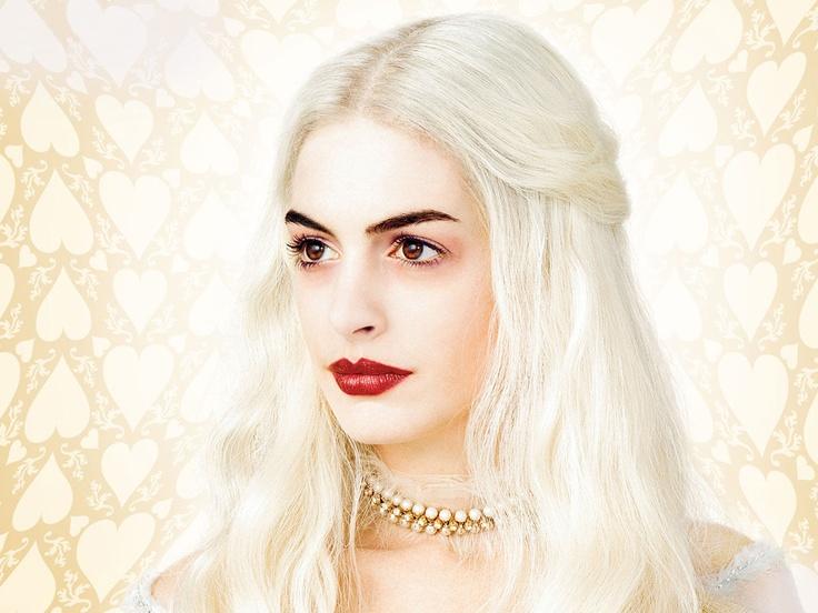 白の女王さま