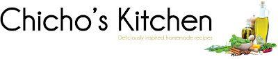 Chicho's Kitchen: Hummus - Chickpea dip