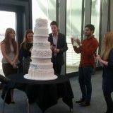 Cel mai scump tort pentru nunta