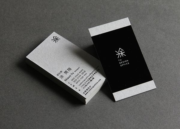 biz card / Tu Design Office