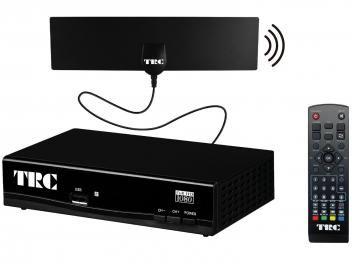 Receptor TV Digital HDTV TRC - HD ISDBT