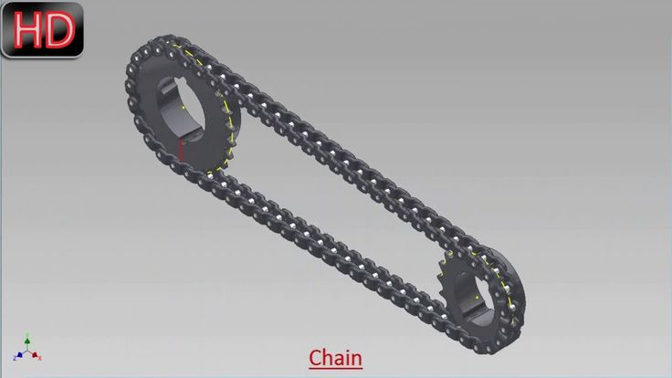 Chain-Inventor Studio (Video Tutorial) Autodesk Inventor