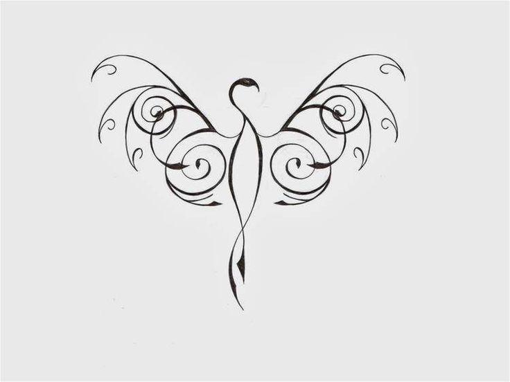 Phoenix Bird Tattoo Designs - Bing Images
