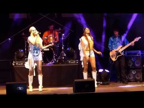 ABBA Tribute Band - Dancing Queen & Thank you for the music - http://www.justsong.eu/abba-tribute-band-dancing-queen-thank-you-for-the-music/