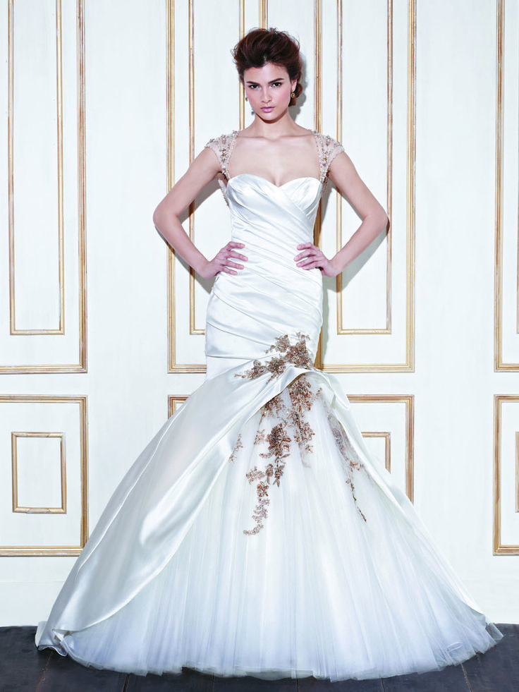 101 Best Wedding Dress Images On Pinterest Frocks Homecoming Dresses Straps And Dressses