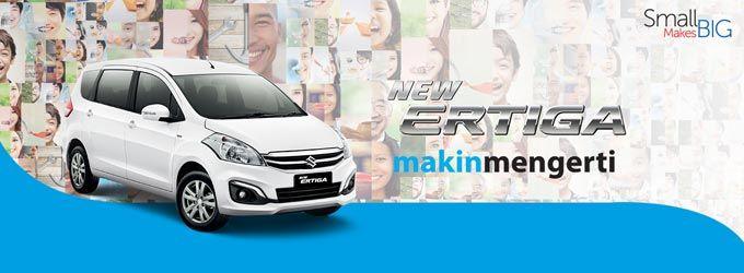Spesifikasi Harga Suzuki New Ertiga Surabaya
