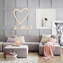 Teen Lounge Room Decorating Ideas | PBteen